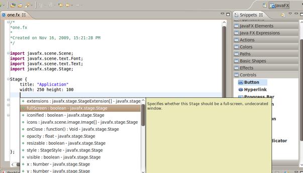 JavaFX plug-in – Page 4 – Max Katz