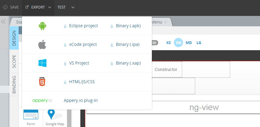 Building Responsive Mobile Apps with Bootstrap, AngularJS