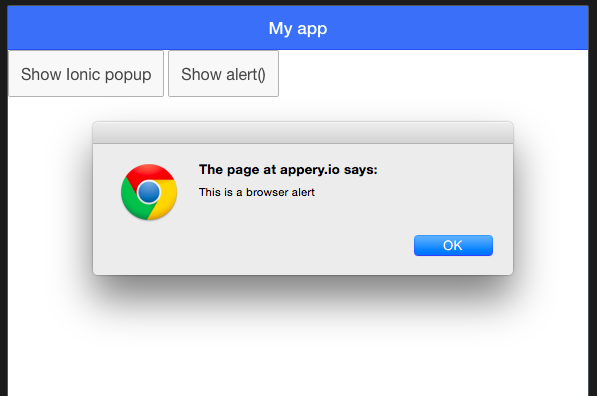 How to Add a Nice Popup to Your Appery io Ionic App – Max Katz