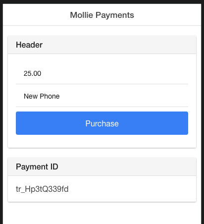 How to Use Mollie for Mobile Payments in Ionic App – Max Katz