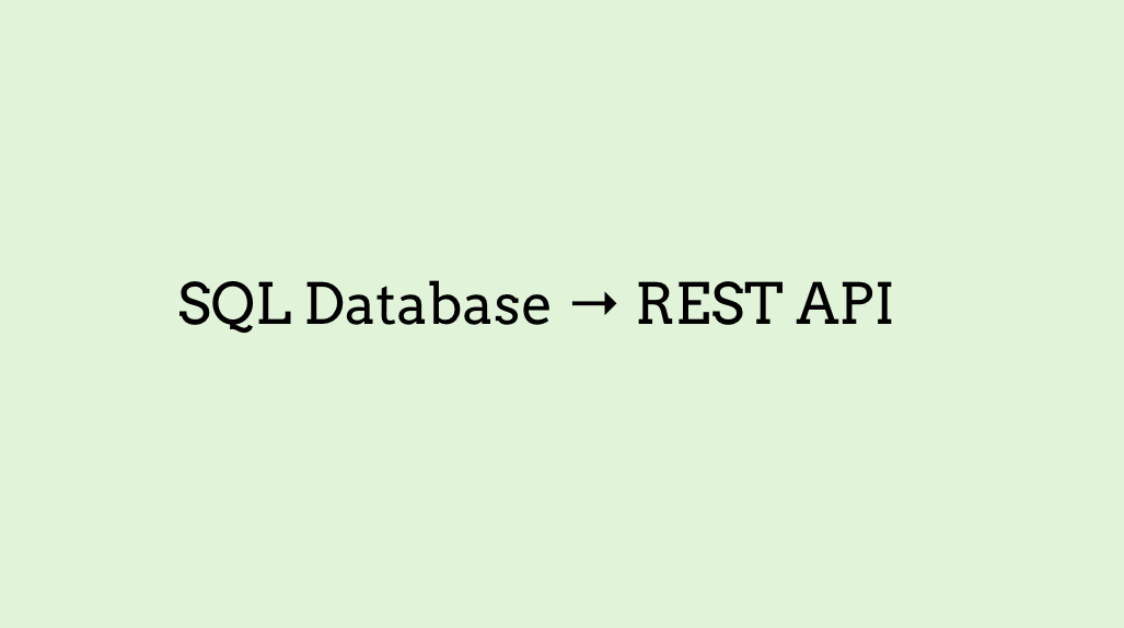 How to Expose a Database Stored Procedure and a Function as