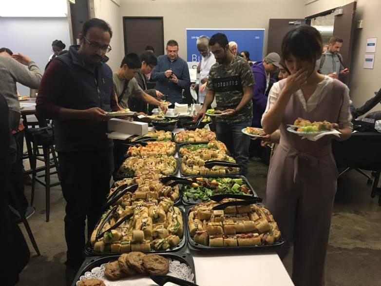 aiml-dev-summit-lunch