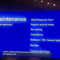 nocodeconf-maintenance